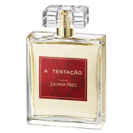 A Tentação Juliana Paes - Perfume Feminino - Deo Colônia - 100ml