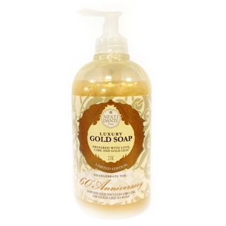 luxury-gold-soap-60-aniversary-nesti-dante-sabonete-liquido-500ml