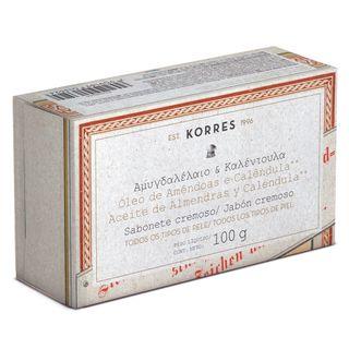 oleo-de-amendoas-e-calendula-korres-sabonete-em-barra-100g