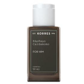 cardamomo-eau-de-cologne-korres-perfume-masculino-50ml