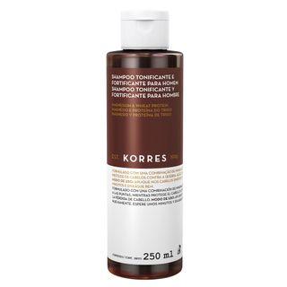 magnesium-e-wheat-protein-korres-shampoo-para-cabelos-finos-250ml