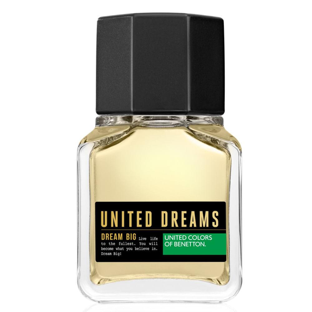 edb38f592 Época Cosméticos · Perfumes · Perfume Masculino. dream -big-for-men-eau-de-toilette-benetton ...