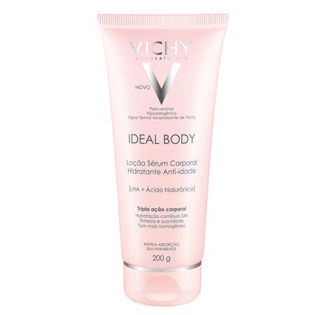 Ideal Body Loção Serum Vichy - Hidratante Corporal - 200g