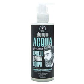 acqua-for-men-organica-shampoo-3-em-1-250ml