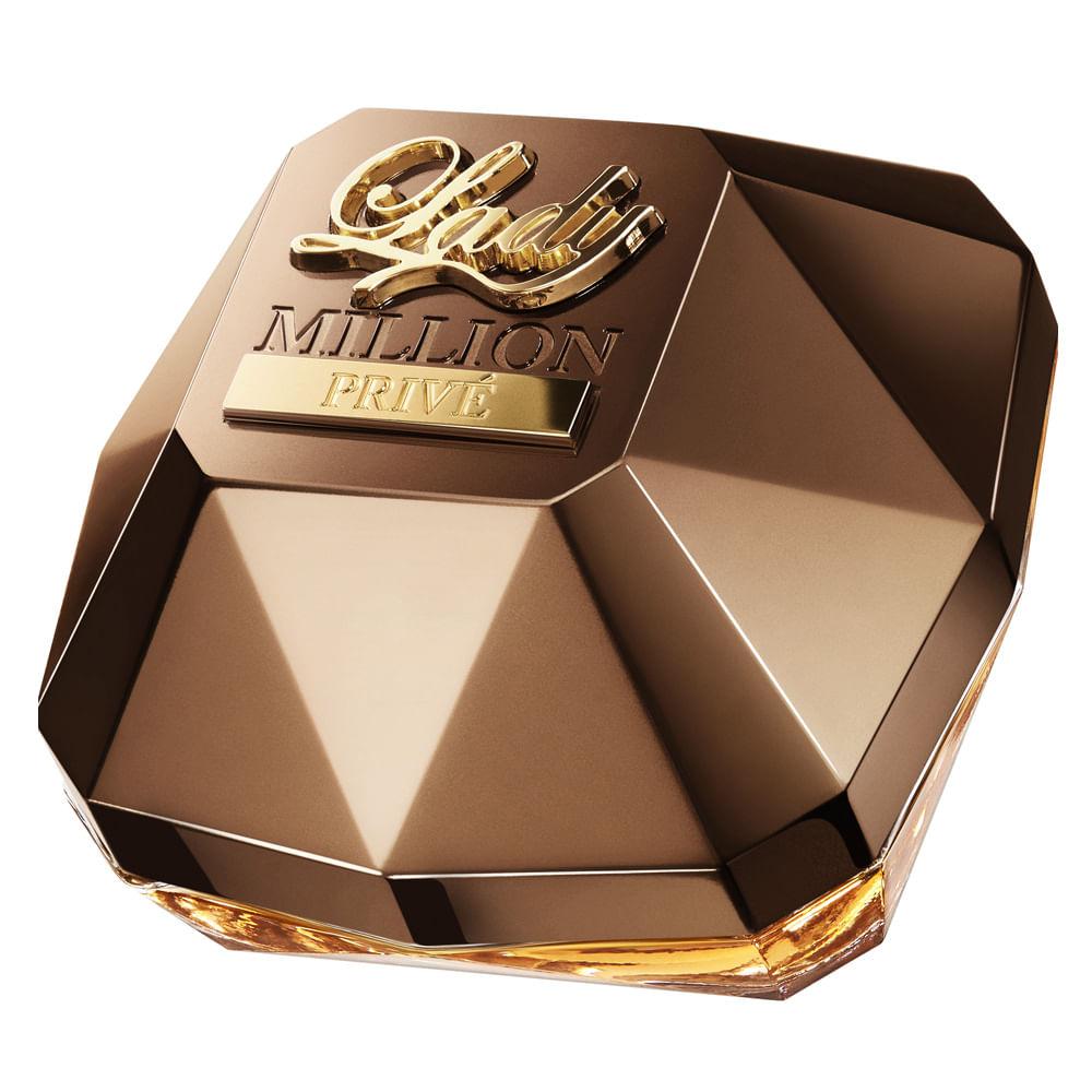 402b930eb4e23 Perfume Lady Million Privé Paco Rabanne Feminino - Época Cosméticos