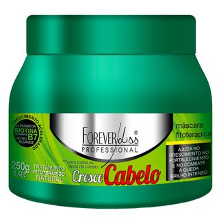 cresce-cabelo-forever-liss-mascara-250g