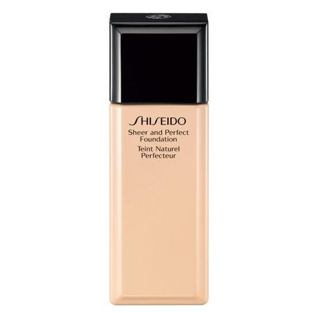 Sheer And Perfect Foundation Shiseido - Base Facial - WB60