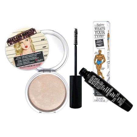 Mary Lou Manizer + What's Your Type The Body Builder The Balm - Kit