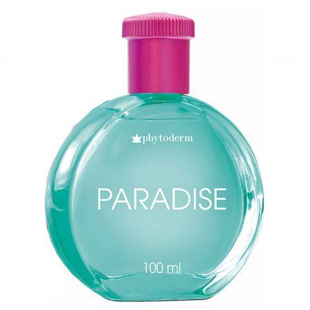 Paradise Phytoderm - Perfume Feminino - Deo Colônia - 100ml