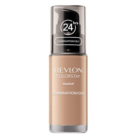 Colorstay Pump Combination/Oily Skin Revlon - Base Líquida - 320 True Beige