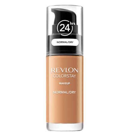 Colorstay Pump Normal Dry Skin Revlon - Base Líquida - 370 Toast