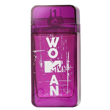 MTV Woman MTV - Perfume Feminino - Eau de Toilette - 75ml