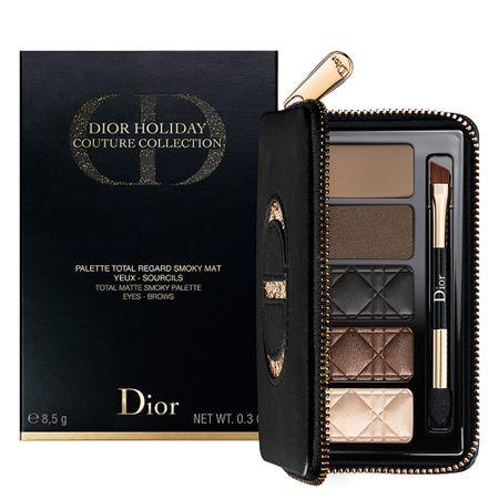 Dior Couture Total Matte Smoky Palette - Estojo de Maquiagem - Estojo de...