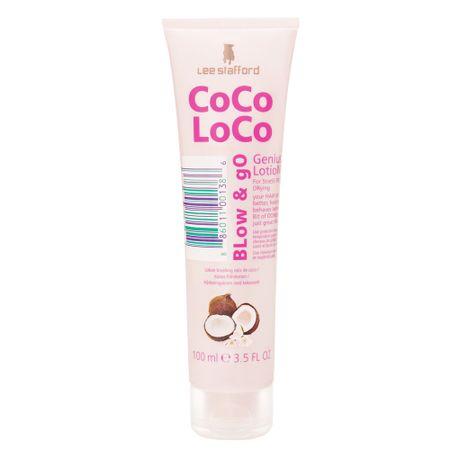 Lee Stafford Coco Loco & Go Genius Lotion - Loção - 100ml
