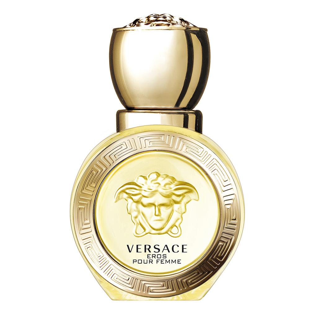 eec6bf9e4a Perfume Versace Eros Pour Femme Eau de Toilette Feminino - Época ...