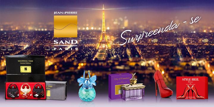 Jean Pierre Sand