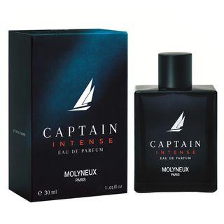 Perfume Época Cosméticos Masculino Intense Captain Molyneux QBhCstrdx