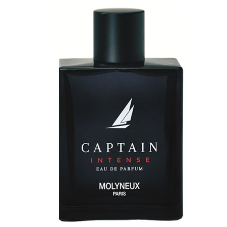 Captain Intense Molyneux - Perfume Masculino - Eau de Parfum - 50ml