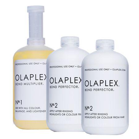 Olaplex Kit Salon Intro - Tratamento - 3x 525ml