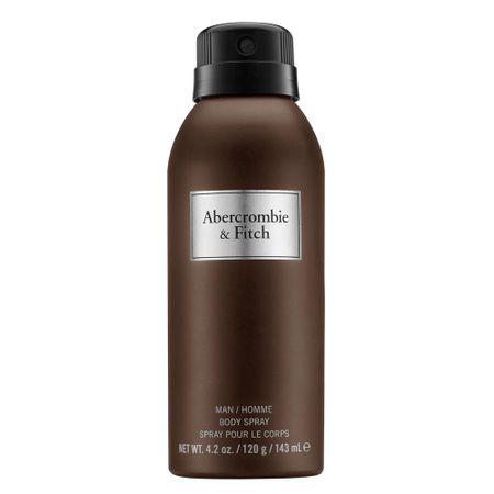 First Instinct Abercrombie & Fitch - Body Spray - 143ml
