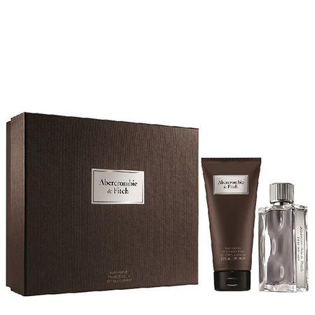 First Instinct Abercrombie & Fitch - Masculino - Eau de Toilette - Perfume +...