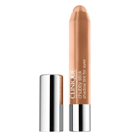 Chubby Stick Shadow Tint For Eyes Clinique - Sombra - 02 - Last o Latte