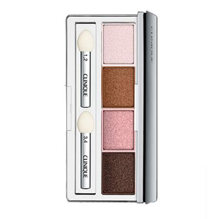 All About Shadow Quad Clinique - Paleta de Sombras - Pink Chocolate