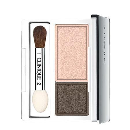 All About Shadow Duos Clinique - Paleta de Sombras - Neutral Territory