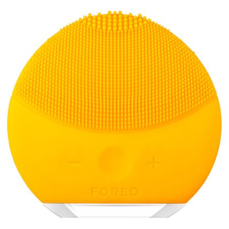 Luna Mini 2 Sunflower Yellow Foreo - Escova de Limpeza Facial - 125Hz