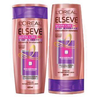elseve-quera-liso-leve-e-sedoso-l-oreal-paris-kit-de-shampoo-400ml-condicionador-400ml