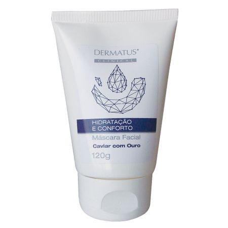Máscara Facial Dermatus Hidratação e Conforto - 120g