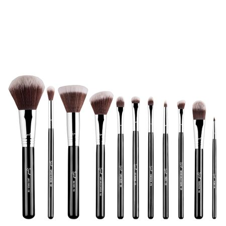 Kit de Pincéis Sigma Beauty Essencial Mr. Bunny - Kit