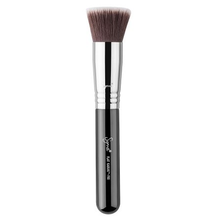 Pincel para Base LíquidaSigma Beauty F80 Flat Kabuki Brush - 1 Un