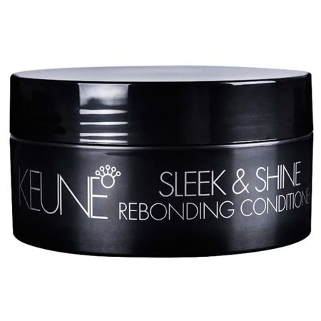 Keune Sleek & Shine Rebonding Conditioner - Máscara de Reconstrução - 200ml