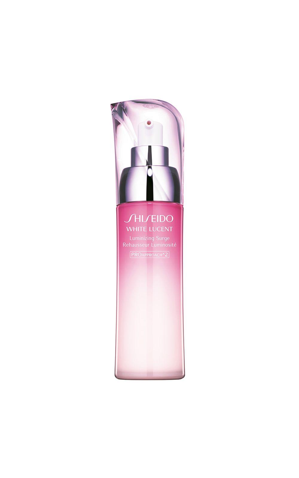Foto 1 - Emulsão Suavizante Iluminadora Facial Shiseido - White Lucent Luminizing Surge - 75ml