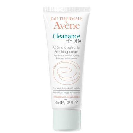 Cleanance Hydra Avène - Creme Suavizante - 40ml
