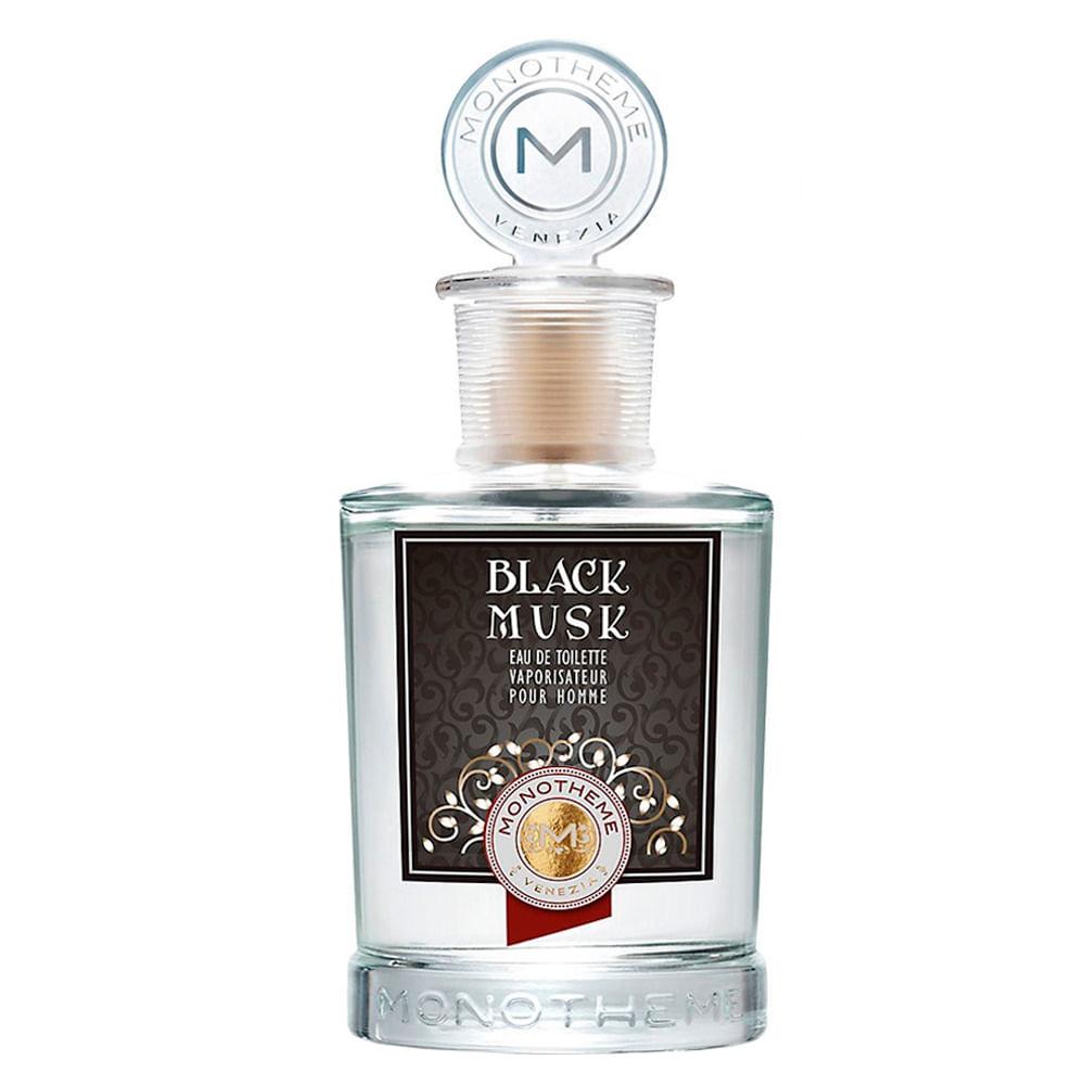 fbe700c8dd Perfume Black Musk Monotheme Masculino Eau de Toilette - Época Cosméticos
