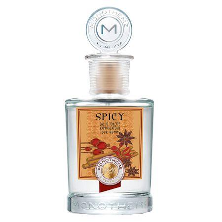 Spicy Monotheme - Perfume Masculino Eau de Toilette - 100ml