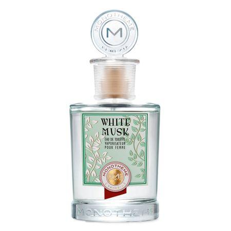 White Musk Monotheme - Perfume Feminino Eau de Toilette - 100ml