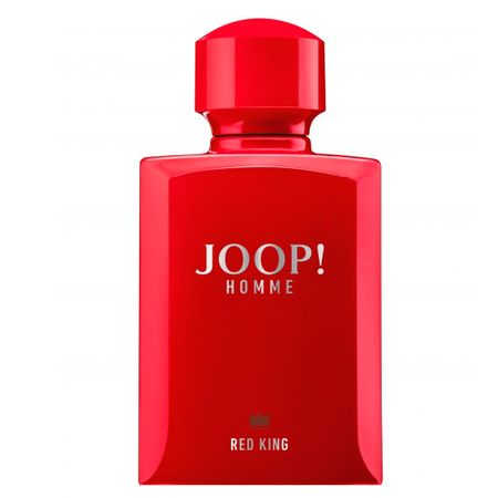 Red King Limited Edition Homme Joop Perfume Masculino Eau de Toilette - 125ml