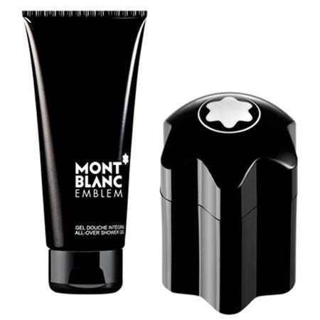 Montblanc Emblem Kit Eau de Toilette + Loção Pós-Banho - Kit