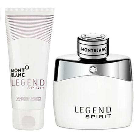 Montblanc Legend Spirit Kit Eau de Toilette + Loção Pós-Banho - Kit