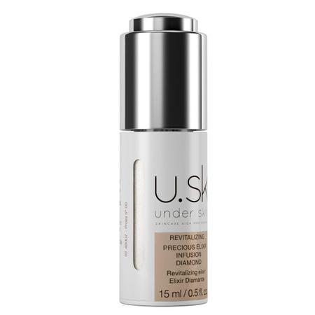 Rejuvenescedor Facial Underskin - Precious Elixir Infusion Diamond - 15ml