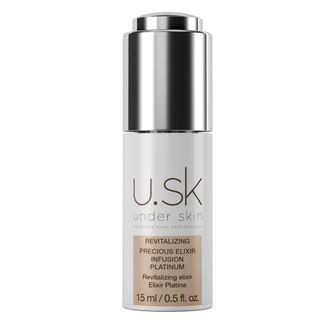1058afe36 ... Rejuvenescedor Facial Under Skin - Precious Elixir Infusion Platinum -  15ml ...
