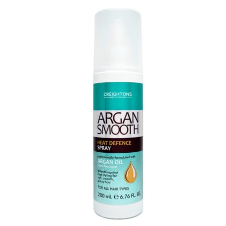 Creightons Argan Smooth Heat Defence Spray - Protetor Térmico - 200ml