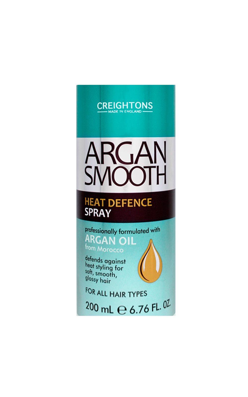 Foto 2 - Creightons Argan Smooth Heat Defence Spray - Protetor Térmico - 200ml