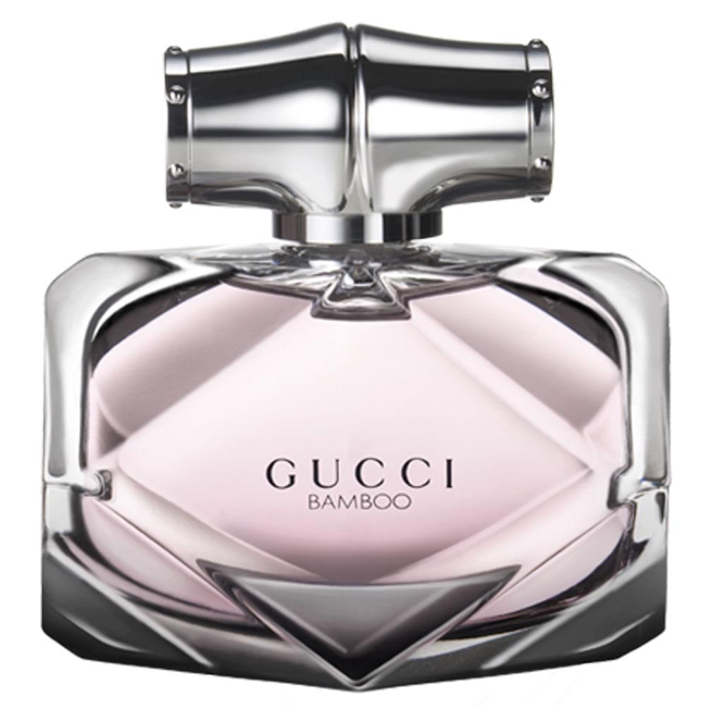 Perfume - Bamboo Gucci Feminino - Época Cosméticos d25a48fc2a