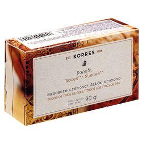 sabonete-cremoso-korres-nozes