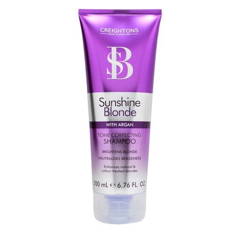Creightons Sunshine Blonde Tone Correcting - Shampoo - 200ml