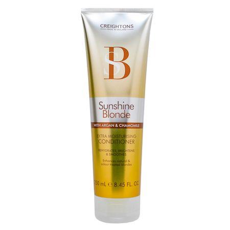 Creightons Sunshine Blonde Extra Moisturising - Condicionador - 250ml